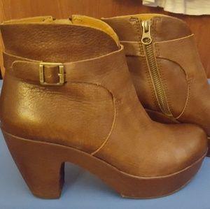 Kork ease brown 7 boot
